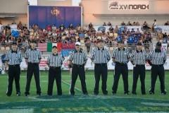 IB 2018 Parma - R Sala M, U Passalacqua, HL Conti, LJ Virone, BJ D'Amato, SJ Colombo, FJ Chiello, AL Davis
