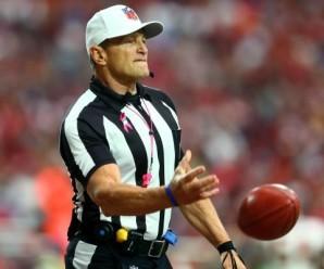 La NFL vuole assumere nuovi arbitri sostitutivi