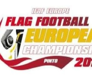 Manca poco all'inizio dei Campionati Europei di Flag Football 2015.