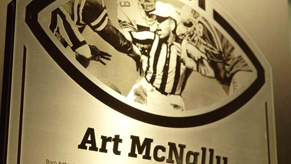 Art McNally