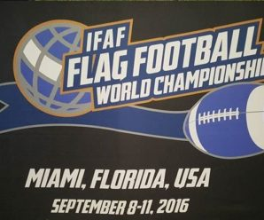 Mondiali IFAF di Flag Football a Miami