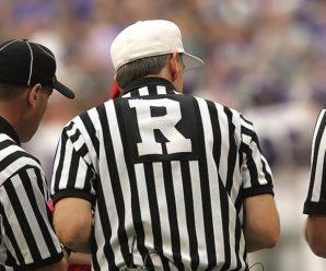 Le quattro domande che un Referee non vorrebbe mai chiedere