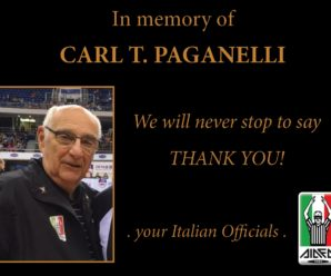 In ricordo del nostro CARL PAGANELLI