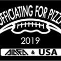 Decima edizione Officiating for Pizza!